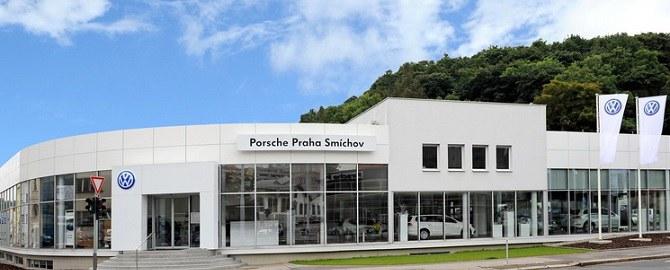 Porsche Praha - Smíchov